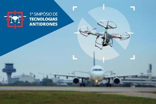 DroneControl se destaca no 1o. Simpósio de Tecnologias Antidrone